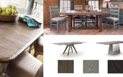Four Styles, All Solid Wood