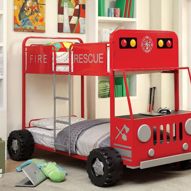 Rescuer II Twin bunk bed - $658 Also available as a Twin bed