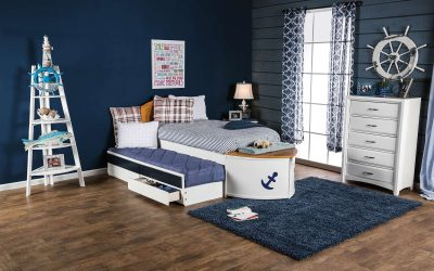 Surprise your kids with a themed bedroom set
