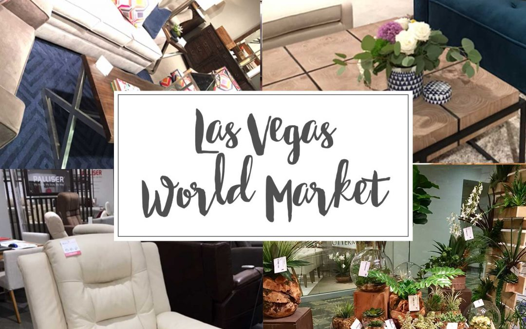 Las Vegas World Market 2017. FURNITURE + DESIGN