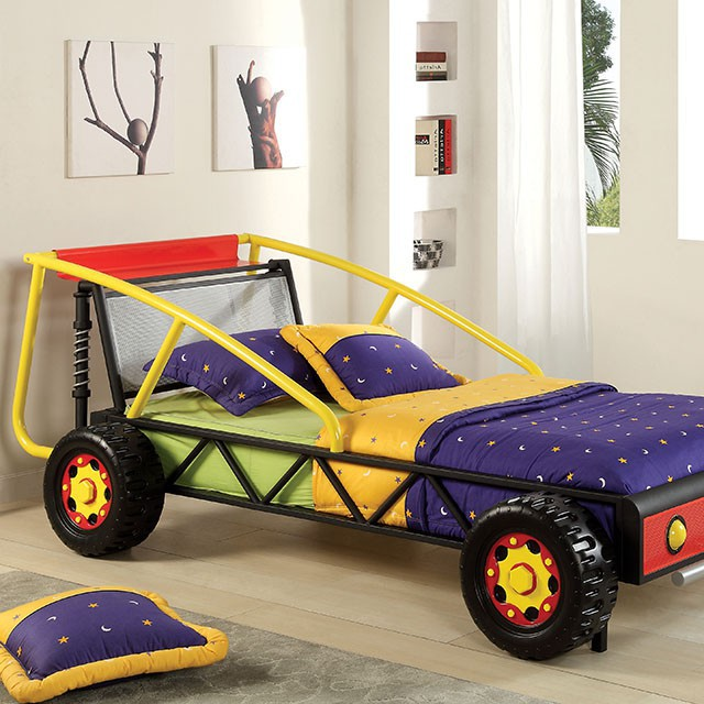 Racer twin bed $318